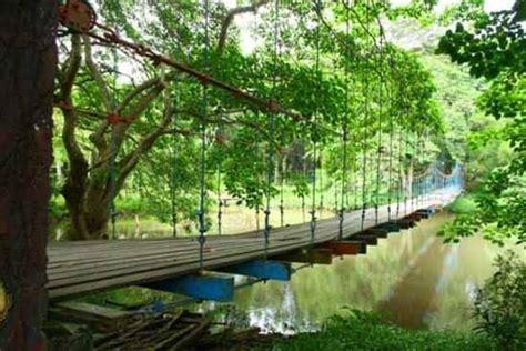 info daftar pariwisata rekreasi hutan di indonesia lengkap