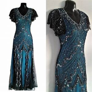 Blue Great Gatsby Style Dresses | www.imgkid.com - The ...