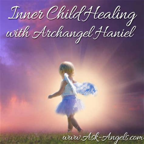das innere kind heilen inner child healing meditation with archangel haniel