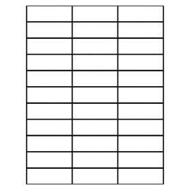 microsoft word address label template free avery 174 template for microsoft word copier address label 5332 5334