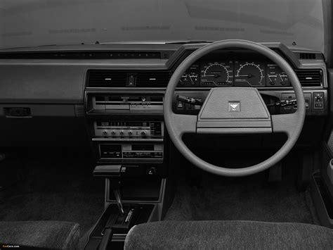 u home interior nissan bluebird maxima sedan u11 1986 88 wallpapers