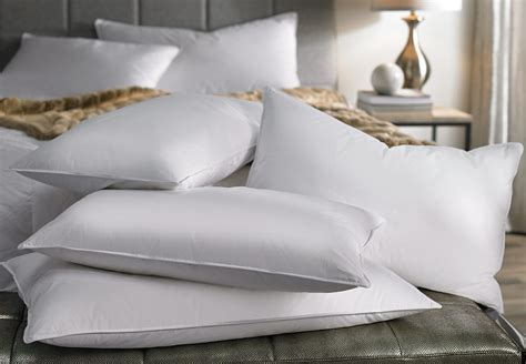 feather pillows king size pillow w hotels the store