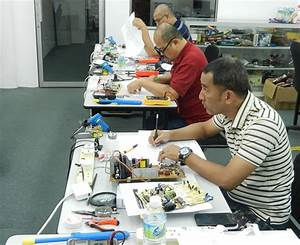 Completed Another Advanced Electronics Repair Course