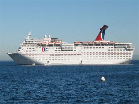 Carnival Paradise Cruise Ship | Fitbudha.com