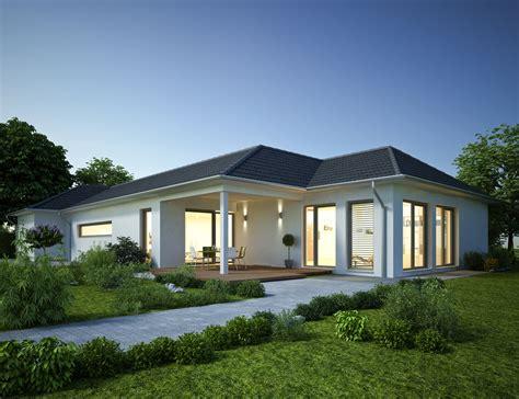 mit einem modernen bungalow zukunftsorientiert bauen