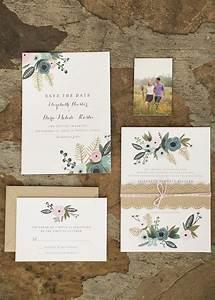 diy faire part de mariage original pour moins de 20 euros With tapis chambre bébé avec faire part mariage fleur