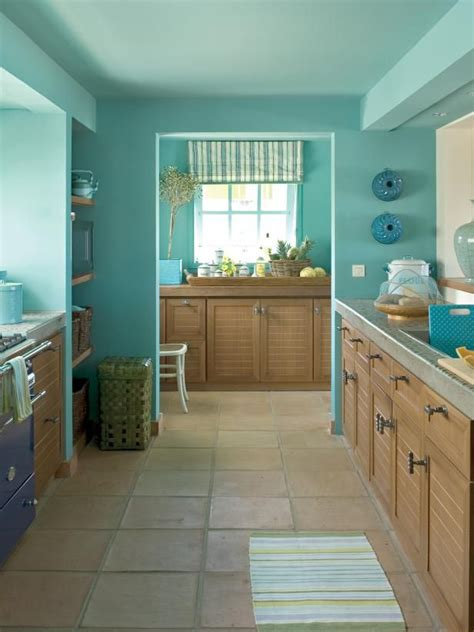 Carribean Kitchen by Hgtv S Color Of The Month Caribbean Blue More Ways To