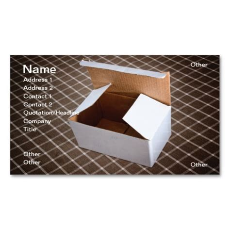 business card box template images business card holder