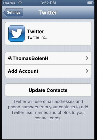 site login iphone ios how to redirect to application after login the