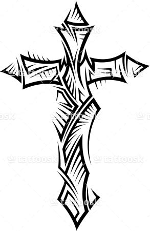 Cross Tattoos PNG Transparent Images | PNG All