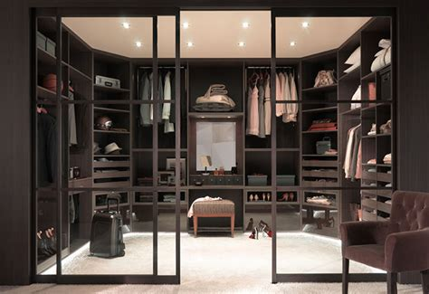 armoire chambre bois dressing luxe