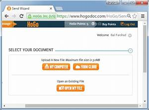 secure document sharing with hogodoc With secure document sharing sites