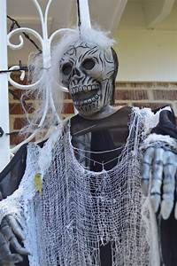 The, Dangers, Of, Halloween, Spider, Web, Decorations