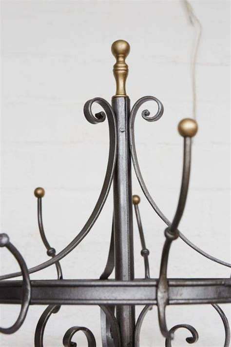 wrought iron hat  coat stand  sale  stdibs