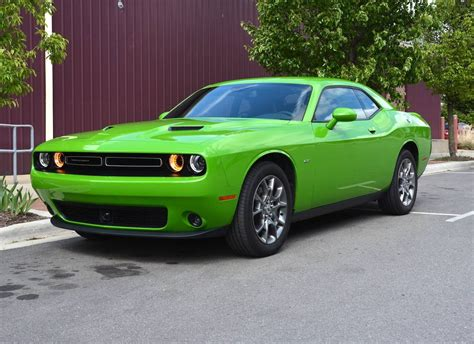 2017 Dodge Challenger Gt Review