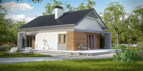 Home Design  House 80m2 + Plans  Home Designs