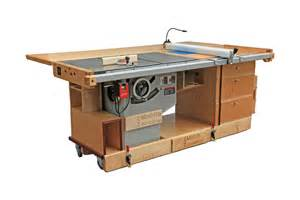 ekho mobile workshop portable cabinet saw work bench and router table plans available now