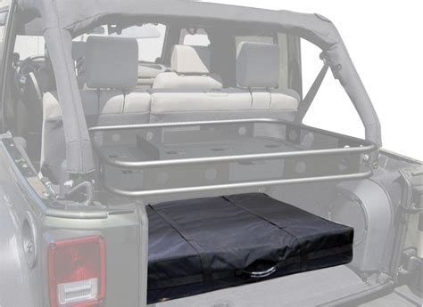 jeep wrangler storage rage products 595001 freedom top 174 panel storage bag for