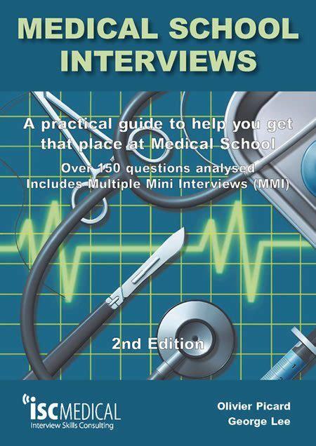 medical school interview skills  book full