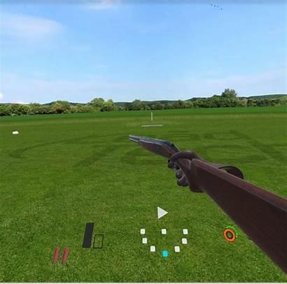 Gauge Shotgun Vr Shotguns Command Reality Pull