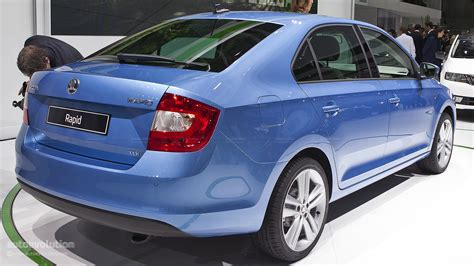 Skoda Rapid Production Reaches 500,000, It's Their Second ...