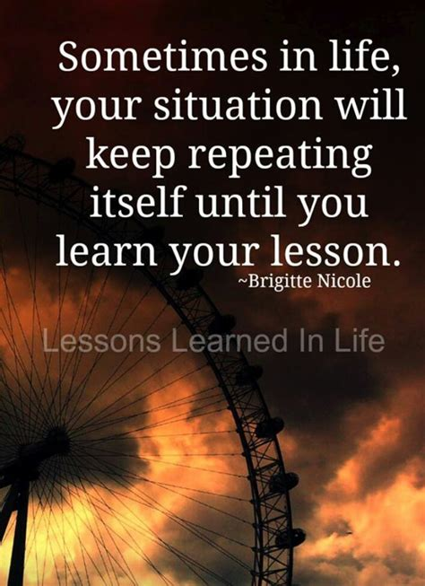lessons learned quotes image quotes  hippoquotescom
