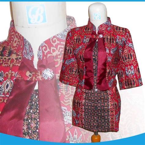Baju Modifikasi Batik by 15 Model Baju Batik Kerah Bertali Untuk Kerja 1000