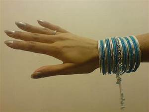 beautiful hands with bangles Quotes