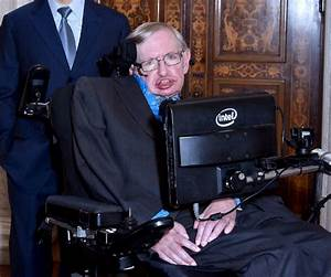 Stephen Hawking: Technology Will Eventually Kill Us
