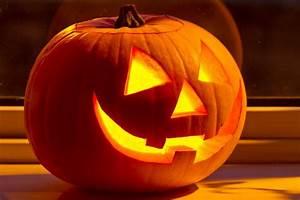 Kürbis Bemalen Gesicht : halloween k rbis schnitzen malvorlage und anleitung ~ Markanthonyermac.com Haus und Dekorationen