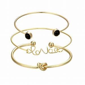 Bracelet Tendance Du Moment : bracelets fantaisie tendance hiver la parisienne bijoux ~ Dode.kayakingforconservation.com Idées de Décoration