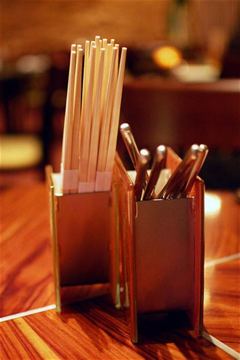 table accessories  cutlery holder  glass studio
