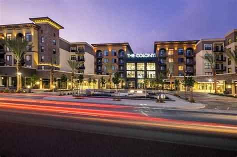 apartments  west covina mixed  design ktgy architects