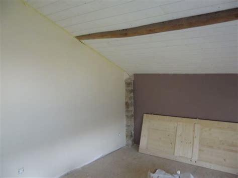 lambris chambre chambre lambris et peinture chaios com