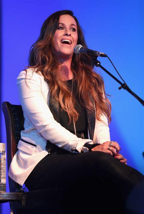 ALANIS MORISSETTE at Elle Women in Music 2015 in Hollywood