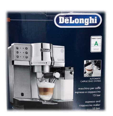 delonghi automatic cappuccino tea coffee makers delonghi ec850 m automatic cappuccino system was listed for r3 499 00 on 4