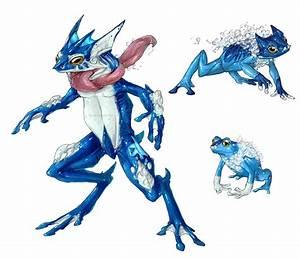 Pokemon Froakie Images | Pokemon Images
