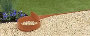 Bordure Plastique Jardin : bordure jardin plastique h 9 cm x 5 m terracotta ~ Premium-room.com Idées de Décoration