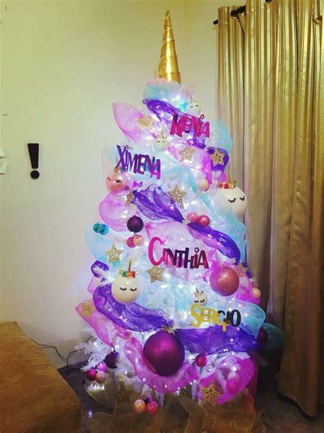 Arbol de navidad Unicornio pino de navidad unicornio Be