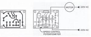Ac Motor Speed Controller Circuit