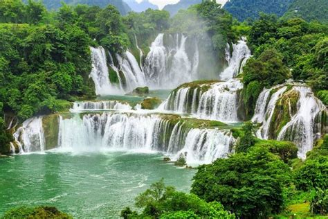 Tallest Waterfalls The World Beautiful Falls