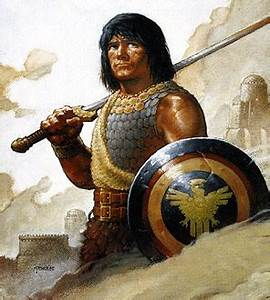 [Conan] the Cim... Conan Cimmerian Quotes
