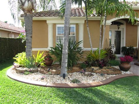 tropical front garden ideas tropical fla tropical landscape miami