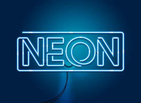 ネオン管 フォント アプリ
