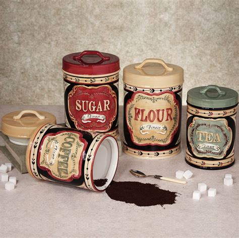 country canister sets for kitchen country canister sets for kitchen 28 images country s