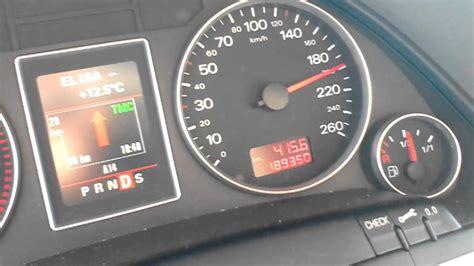 Audi A4 2.0 Tdi 2005 Top Speed 230 Km/h