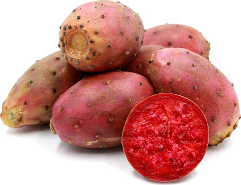 cactus fruit red cactus pears information recipes and facts