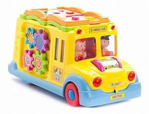 Buy Intellectual School Bus With Activities & Sound Online ...