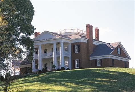southern plantation home plans architectural designs