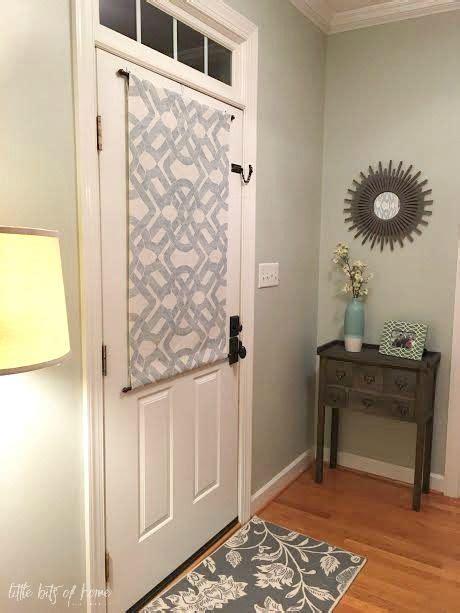 Kitchen Door Window Coverings by Best 25 Door Window Covering Ideas On Door